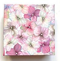 """Подарункова коробочка для прикрас """"Гортензія"""", фото 1"""