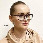 Имиджевые очки в стильной оправе (антиблик), фото 3
