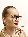 Имиджевые очки в стильной оправе (антиблик), фото 2