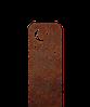 Надгробие из металла Детские 25 Сталь Сorten 6 мм