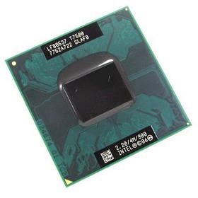 Процессор Intel Core 2 Duo T7500, 2 ядра, 2.2ГГц, PGA478, BGA479