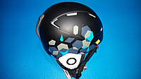 Горнолыжный ( бордический ) шлем X-Road черный.