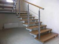 Изготовить лестницу