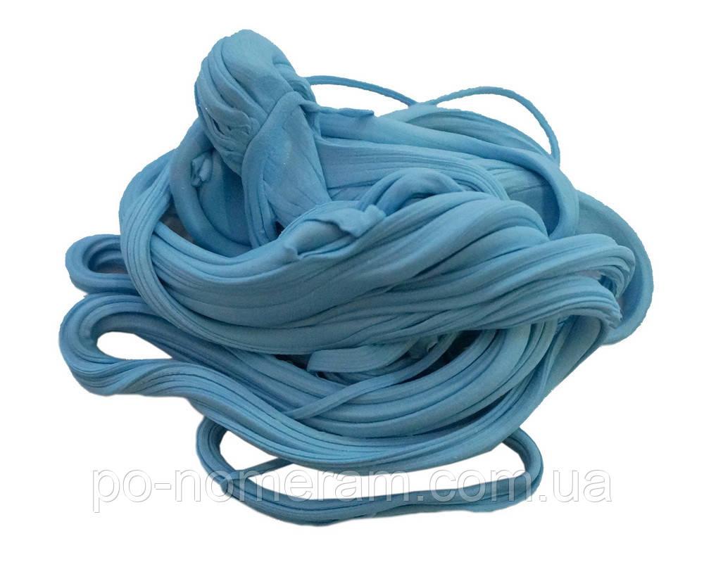 Хендгам (жвачка для рук handgum) - Пастельный перламутр голубой 80 г.
