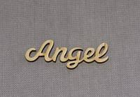 Слово Angel заготовка для декора