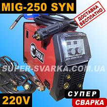 СПИКА GMAW MIG 250 SYN сварочный полуавтомат