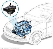 Крепление двигателя (Подушка двигателя)