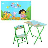 Детская парта - столик со стульчиком DT 19-12