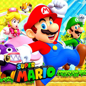 """""""Марио"""" - Язычки гудки (6 шт. в уп.)"""