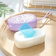 Мочалка масажна Bath Brush, фото 1