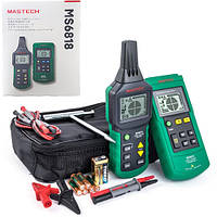Кабельный локатор MS6818 (тестер-сканер) Mastech
