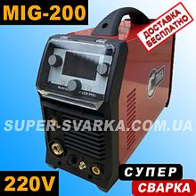 Спика Multi GMAW MIG 200 PFC LCD сварочный полуавтомат