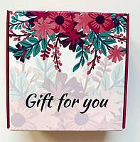 "Подарочная коробочка для украшений ""Flowers"", фото 1"