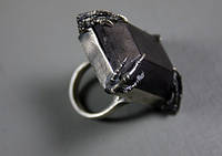 "Серебряное кольцо ""Beetlejuice""  от WickerRing"
