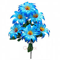 Букет крокуса на 6 голов ( в упаковке 16 шт) Искусственные цветы оптом