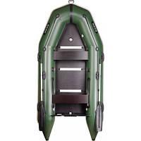 Надувная лодка из пвх Барк Bt-310s трехместная моторная