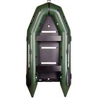 Надувная лодка из пвх Барк Bt-330s четырехместная моторная