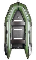 Надувная лодка из пвх Барк Bt-360s пятиместная моторная