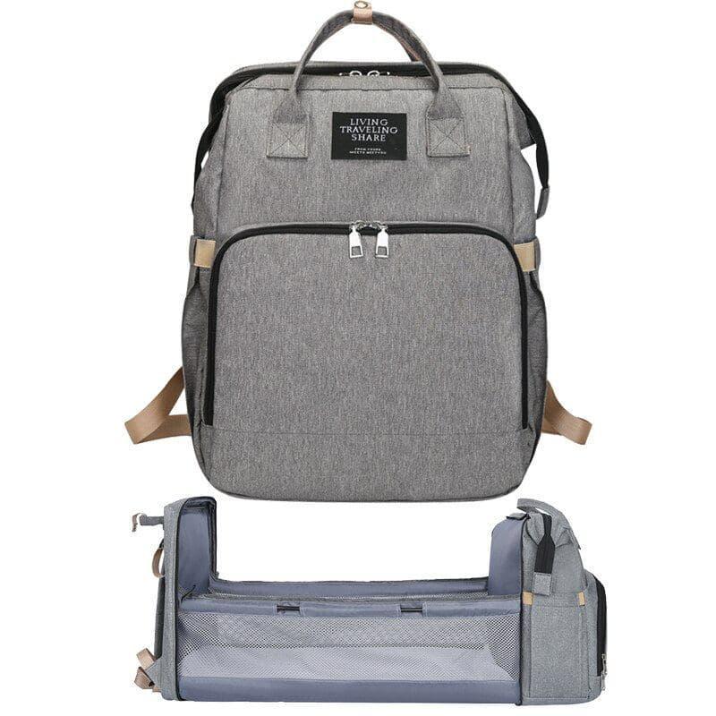 Рюкзак-ліжечко для мами Baby Travel Bed-Bag