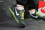Мужские кроссовки Nike Air Zoom All Out (зеленые) KS 277 повседневные спортивные кроссы, фото 5