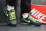 Мужские кроссовки Nike Air Zoom All Out (зеленые) KS 277 повседневные спортивные кроссы, фото 2
