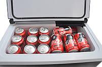 Компрессорный автохолодильник Alpicool АRC22 (22 литра). Режим работы +10 ℃ до -18 ℃. 12/24/220V, фото 2
