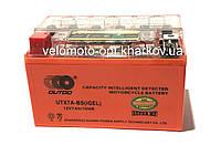 Аккумулятор мото Outdo UTX7A-BS (12V7Ah/10HR) гелевый с индикатором