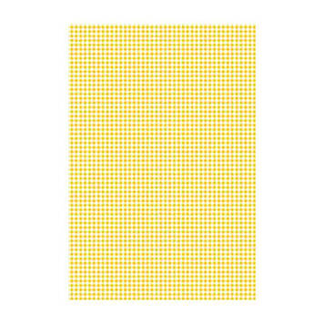"""Папір для дизайну з малюнком""""Клітинка""""А4 21 * 31см №204774621,200 г/м2,двостор.,жовтий,Heyda"""