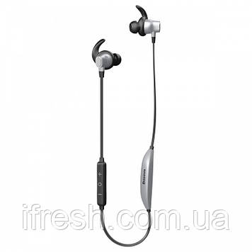 Наушники Bluetooth Baseus Encok Earphone S03, Silver+Black (NGS03-01)