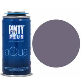 Фарба-аерозоль на водній основі Pintyplus Aqua 150мл №NV00322 Сіра темна