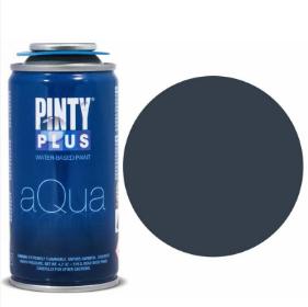 Фарба-аерозоль на водній основі Pintyplus Aqua 150мл №NV00325 Чорна