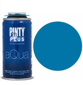 Фарба-аерозоль на водній основі Pintyplus Aqua 150мл №NV00334 Блакитна