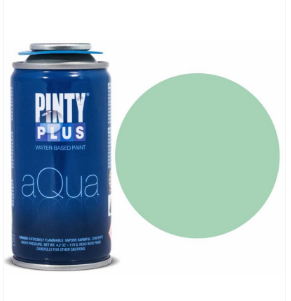 Фарба-аерозоль на водній основі Pintyplus Aqua 150мл №NV00328 Зелене яблуко