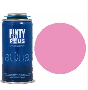 Фарба-аерозоль на водній основі Pintyplus Aqua 150мл №NV00323 Рожева