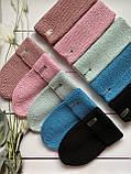 Демисезонный вязаный набор шапочка и снуд для девочки ручной работы., фото 2