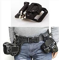 Крепление камеры к ремню - быстросъемное для фотокамер (код XT-368)