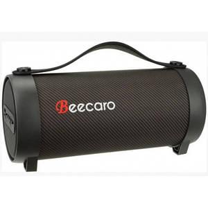 Портативна bluetooth колонка спікер Beecaro S11F BT Чорна