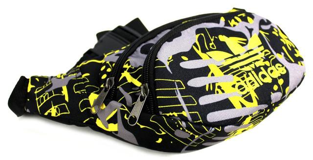 Практичная сумка-бананка YR  2700