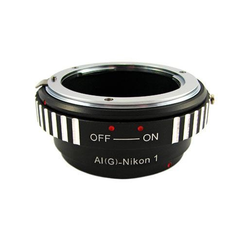 Адаптер адаптер Nikon G - Nikon 1 J1, кільце Ulata
