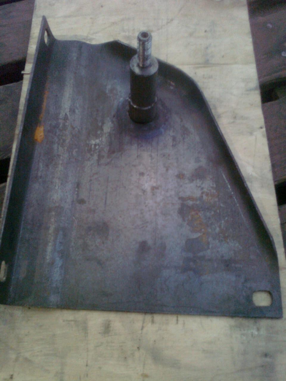 Фланец к-привода соломотряса 54-2-76-2Б СК-5М НИВА