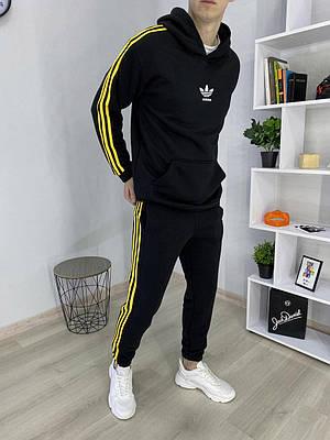 Мужской спортивный костюм Adidas, худи - штаны весна/осень/лето в стиле Адидас