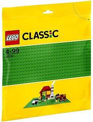 LEGO Classic Строительная пластина зеленого цвета Лего классик 10700