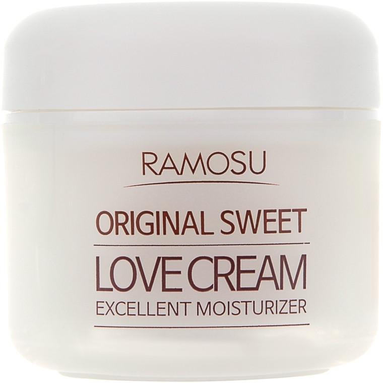 Антивіковий зволожуючий крем для обличчя Ramosu Original Sweet Love Cream Excellent Moisturizer 50 мл