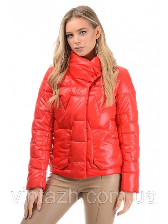 Куртка весна-осінь для модниць розмір 44-48