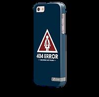 Чехол-накладка для iPhone 4/4s 404 Ошибка