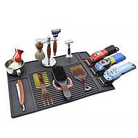 Термостойкий коврик для инструментов с магнитом для машинок SPL (45х30 см) 21150