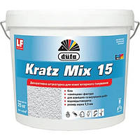 Акрилова штукатурка DUFA Kratz Mix 20, 25 кг баранець