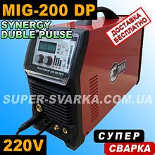 Спика Multi GMAW MIG-200 DP PFC сварочный полуавтомат