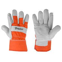 Захисні шкіряні рукавички, IRON BULL CANYON, RWIBC105