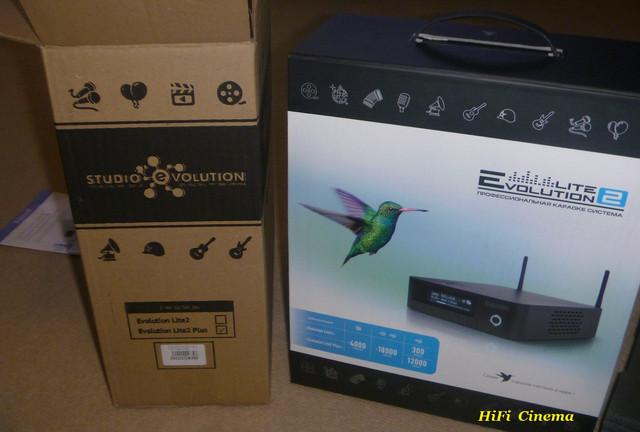 Караоке-система Evolution Lite2 Plus профессиональное караоке 30000 песен